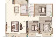 平舆房产【建业公园里】144㎡的格调时光,阔景宽厅的阖家之欢