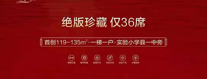 平舆房产【平舆1号院】央景楼王,6#楼盛世加推