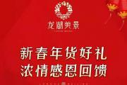 平舆房产【龙湖美景】新春年货好礼,浓情感恩回馈