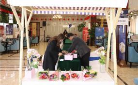 金茂森林湾6期 | 魅力女神节,创意插花&美甲DIY活动圆满落幕